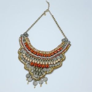 - Chico's Bib Necklace